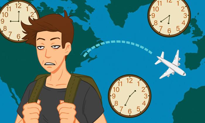Ridurre al minimo il jet lag richiede settimane di preparazione, afferma lo studio